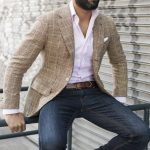 Sports Jacket and Jeans: A Man's Go-To Getup