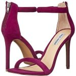 Steve Madden Fancci High Heels ($100) ❤ liked on Polyvore featuring shoes, san...