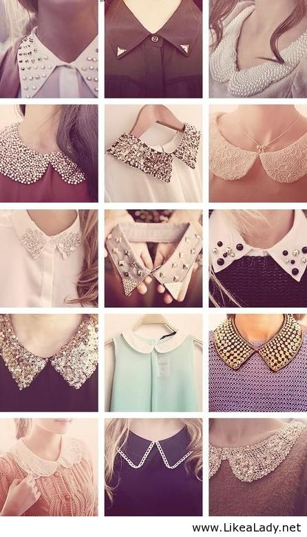 Studded Collar Shirt- How to Wear It