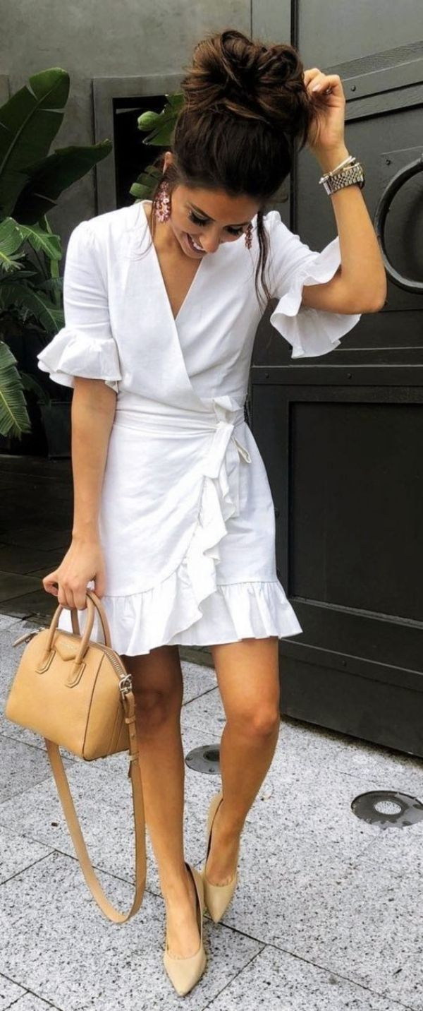 Style Guide: Wrap Dresses