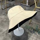 Sun Hat Bucket doppelseitiger Fischerhut Summer Fishing Hat Eens Woman'sYE #Dame...