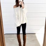 Sweater, jeans, tall boots. // liketk.it/2yAVS @liketoknow.it #liketkit #LTKshoe...