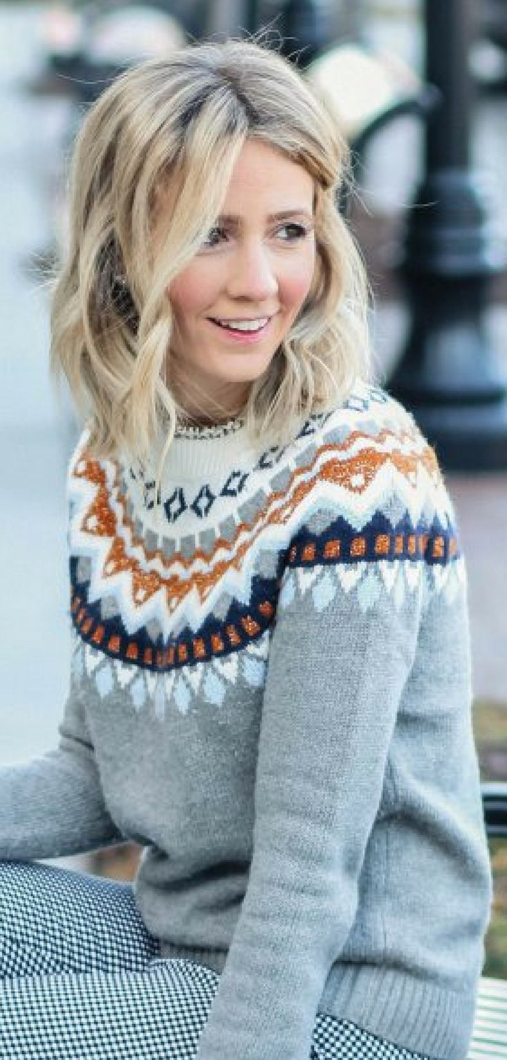 The 10 Best Fair Isle Sweaters For Winter