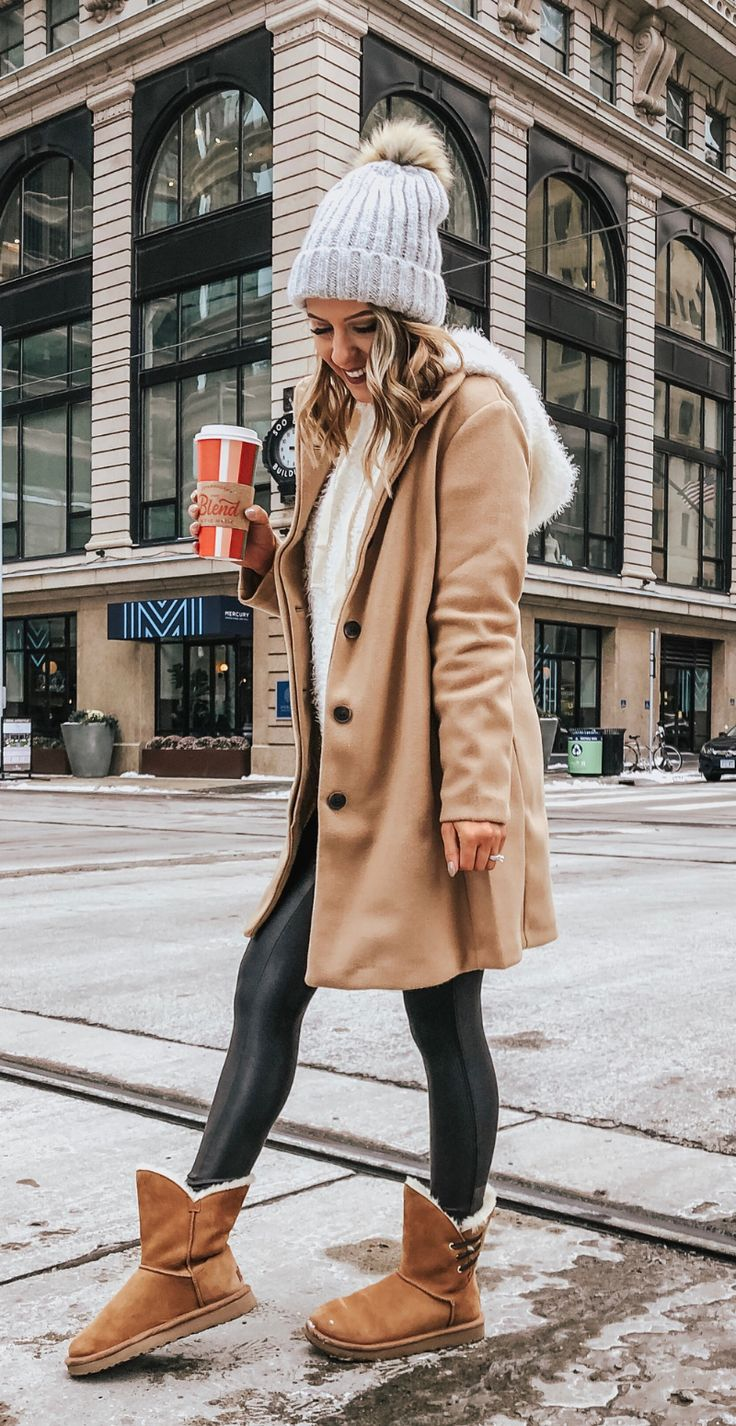The Best Affordable Winter Coats & Accessories for 2018