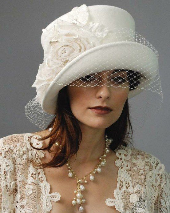 The Wedding Hat: An Ultra-Chic Alternative to the Veil