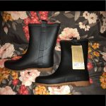 Tretorn rain boots NWT Brand new. Never worn!  Woman's size 7 Tretorn Shoes Wi...