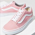 VANS Low-Top popular pink overseas planning VANS Old Skool Pink