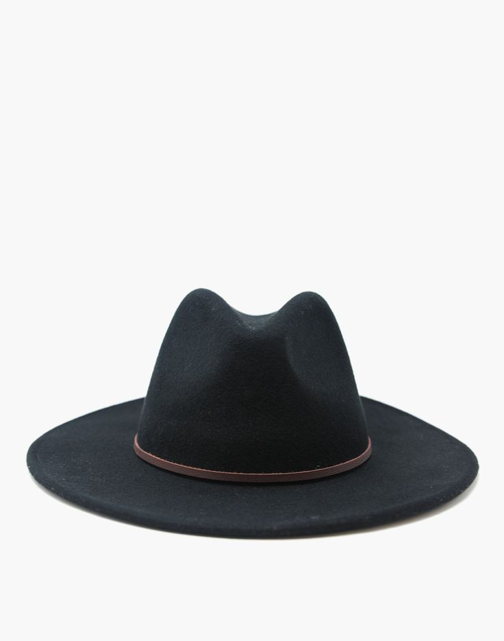 WYETH™ Corgan Fedora Hat