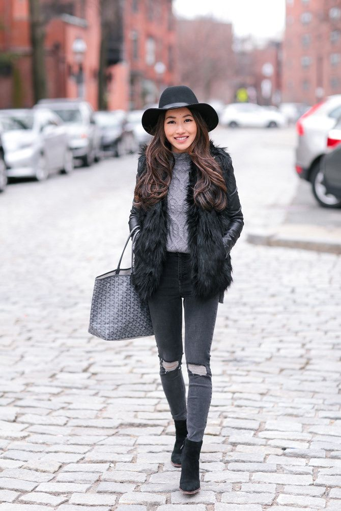 Winter to Spring Layering: The Long and Short of It