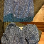 Women's Sundance peasant top New silk and cotton peasant blouse with detail on...