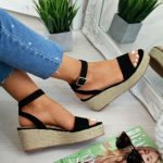 Women Wedges Shoes Pumps Sandals Summer Flip Flop Chaussures Femme Platform Sandals