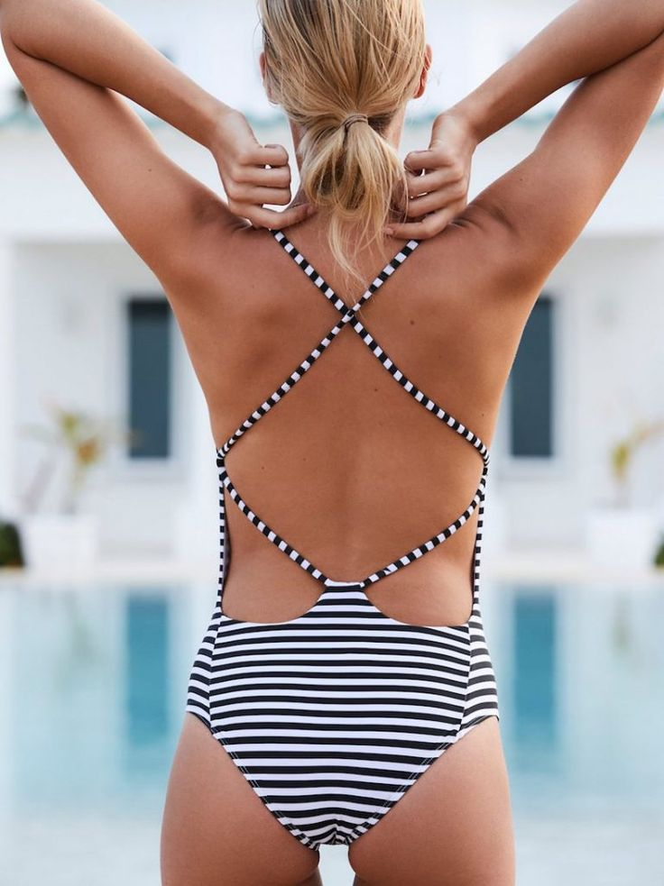 You Won't Believe These One-Piece Swimsuits Are Under $100