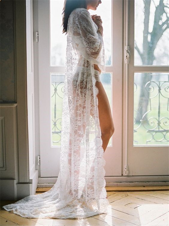 20 Oh So Tempting Wedding Lingerie Ideas That Wow!