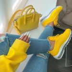 Nike Air Max 97 Yellow Red