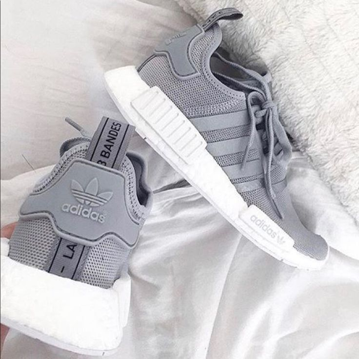 adidas Shoes | Grey Nmd_R1 Shoes | Color: Gray | Size: 6.5