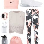 arm day  #workoutoutfit #workoutstyle #gymoutfit #nike #workout