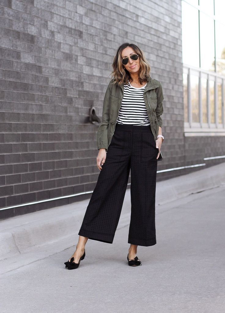 chicest pants on the block