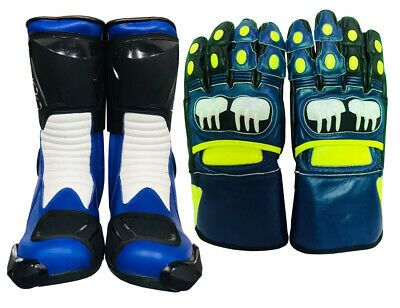 (eBay Advertisement) Motorbike Boots and Motorbike Gloves | Made with Top Qualit…