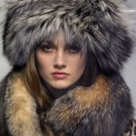 nothing says Russia to me more than a woman in a fur hat  Love love love!!!