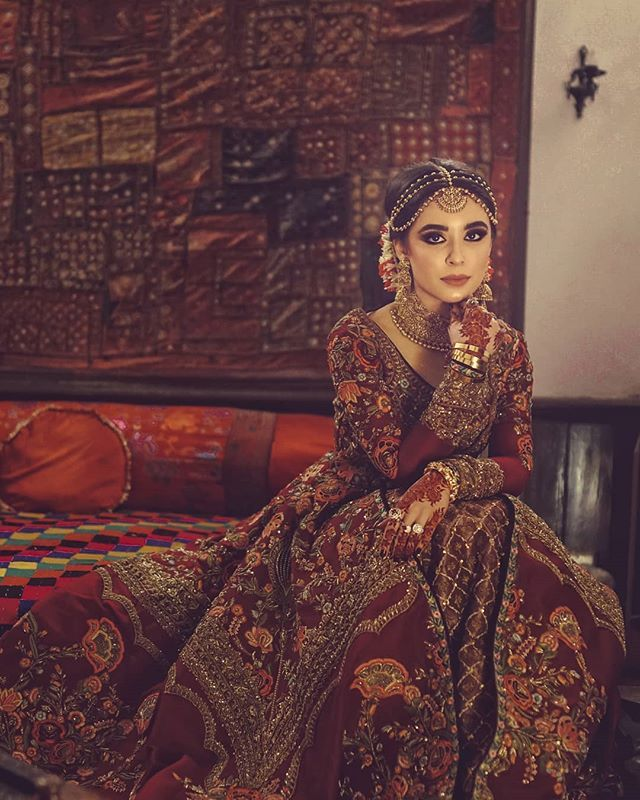 #pakistaniwedding #pakistanibride ….A bridal shoot which is so close to my hea…