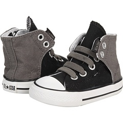 the cutest boy shoes ever. velcro around the ankles and elastic laces for easy o…